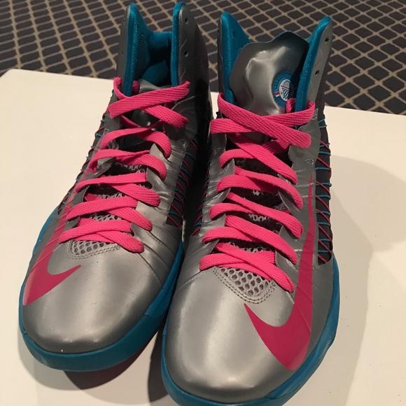 d40b0c45b7b ... discount code for nike lunar hyperdunk 2012 mens sneakers size 13 05822  faff1